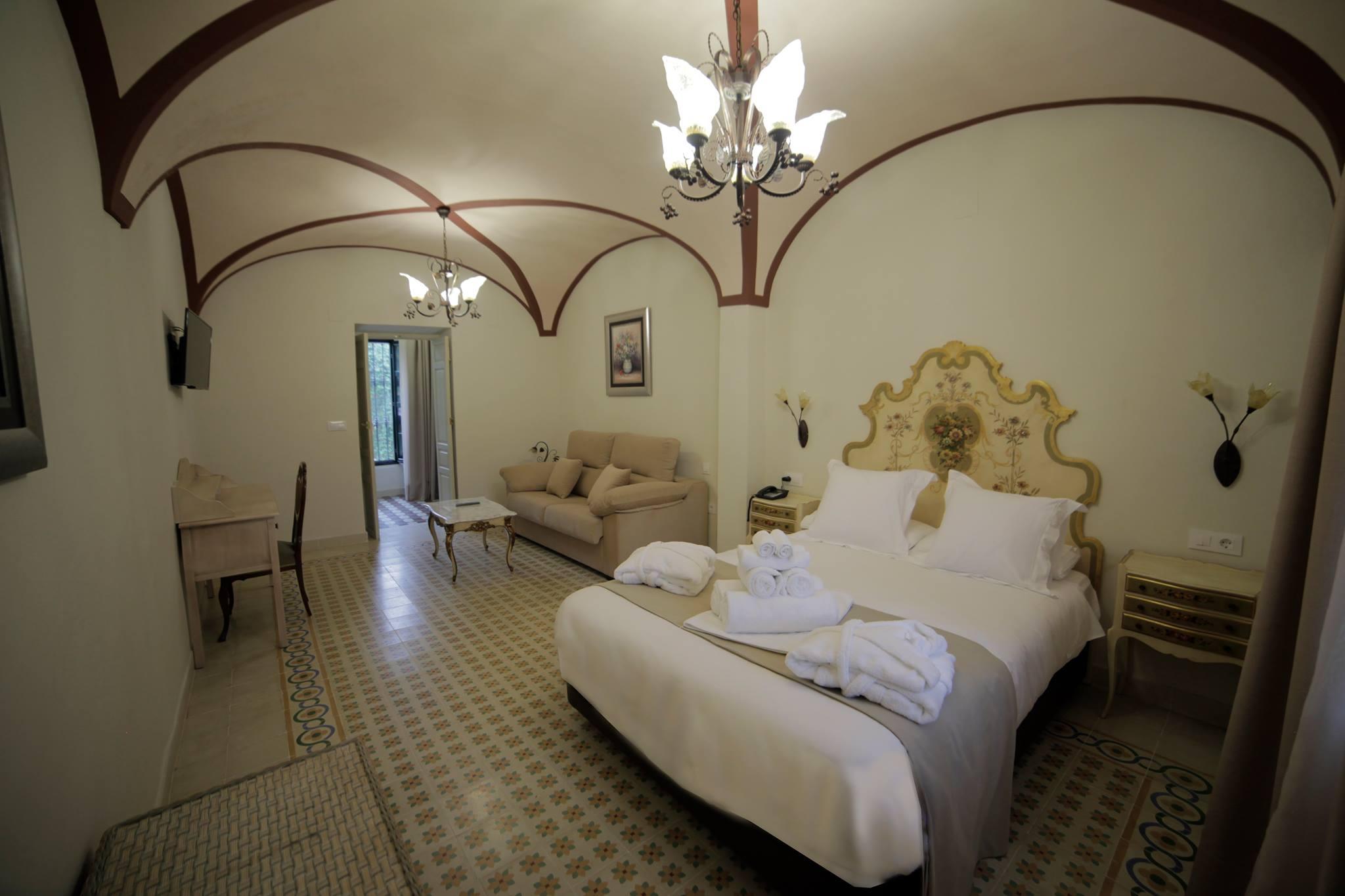 Hotel Hacienda La Giralda Habitación