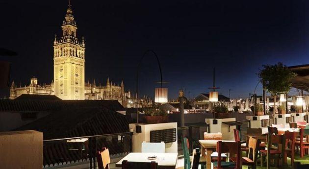 Terrazas De Moda En Sevilla Sevitur
